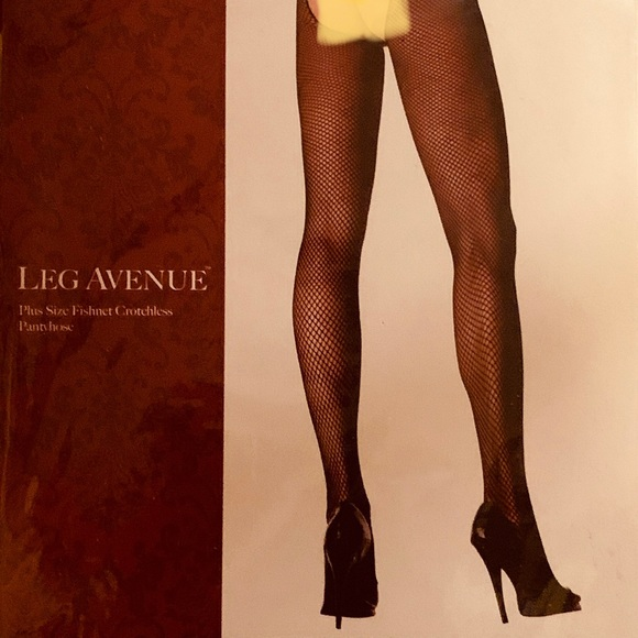 Leggings fishnet